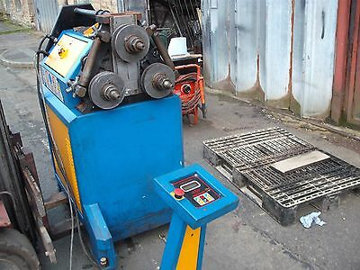 Ercolina CE40H3  ring roller/section rollers NO VAT