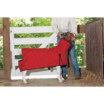 Weaver Leather Durable Rip-Resistant Cordura Goat Blanket - Large - Red
