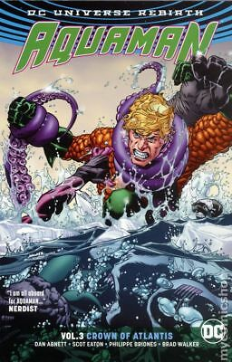 Aquaman TPB (2017 DC Universe Rebirth) #3-1ST NM