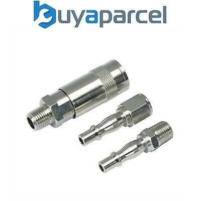 Sealey Air Tool Coupling Kit 1/4 Inch BSP ACX60