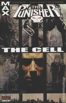 Punisher The Cell (2005) #1 FN+ 6.5