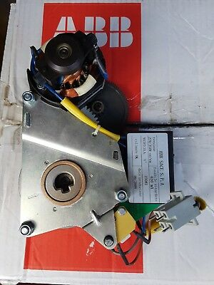 ABB geared motor SACE acb motor pack