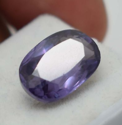 9.00 Ct GGL Certified Oval Loose Brazilian Alexandrite Gem