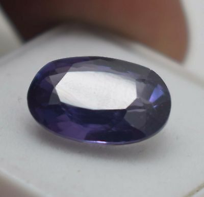 7.70 Ct GGL Certified Oval Loose Brazilian Alexandrite Gem