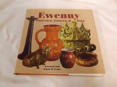 Ewenny Potteries,potters And Pots Book