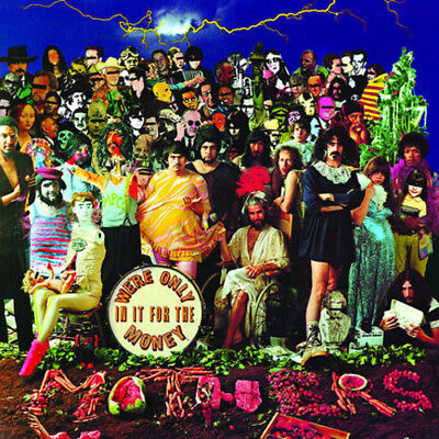 Frank Zappa - We'Re Only In It For The Money [Vinyl New]