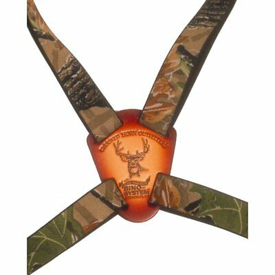 Crooked Horn Outfitters Original Slide N Flex Bino System , Camo