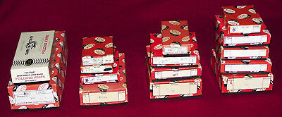 Vintage (Early 70's) Lot of 15 Case XX Pumpkin Boxes- Empty Boxes