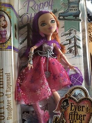 EVER AFTER HIGH - FAIREST ON ICE - Poppy O'Hair