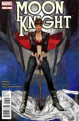 Moon Knight (2011 4th Series) #7A FN