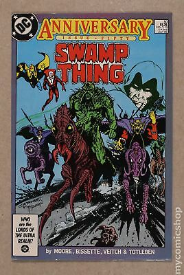 Swamp Thing (1982 2nd Series) #50 FN/VF 7.0