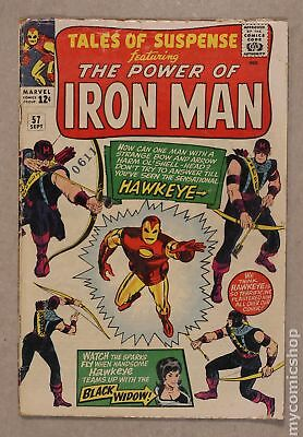 Tales of Suspense (1959) #57 GD 2.0