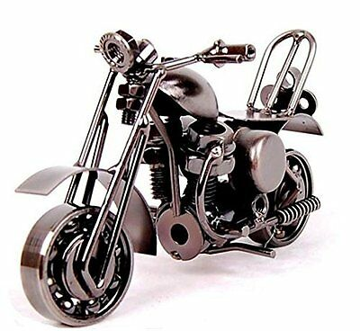 Harley Davidson Iron Metal Motorcycle Creative Toys Gifts Ornaments Decoration