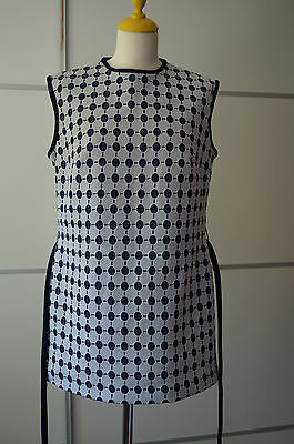 Vintage Kleid Leygil England dress 60er 60s mod Mini