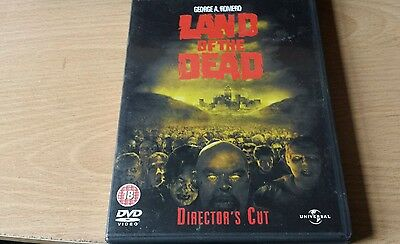 Land Of The Dead (UMD, 2005, Director's Cut)