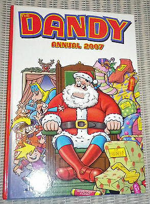 The Dandy Book Annual 2007