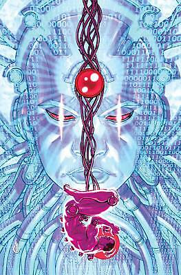 Cyborg #17 (2017) 1St Printing Variant Cover Dc Universe Rebirth