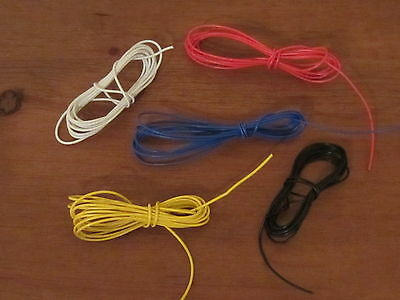 Scalextric and other electrical models  wiring