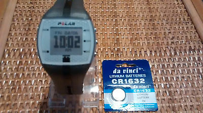 Polar FT4 Heart Rate Monitor HRM Watch