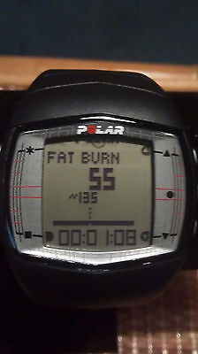 Polar FT40 Heart Rate Monitor HRM Watch