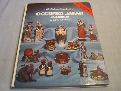 THE COLLECTORS ENCYCLOPEDIA OF OCCUPIED JAPAN COLLECTIBLES HC 1975 Updated VGC