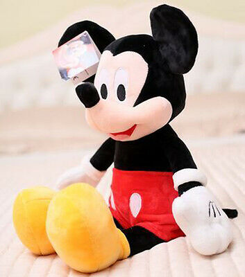 40Cm 2016 Valentines Gift Mickey Minnie Plush Toy Large Mickey Mouse Lovers Doll