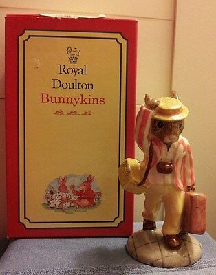 Royal Doulton Bunnykins: Father Bunnykins Of The Year 1996!!!