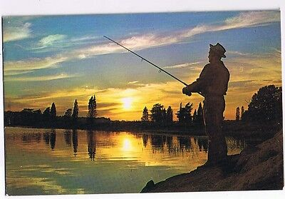 North Country Splendor & Fishing Too! - Postcard #mwr 16