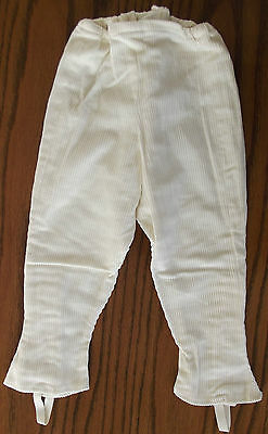 Vintage childrens trousers UNUSED Cord leggings slacks 1930s 1950s SHOP SOILED