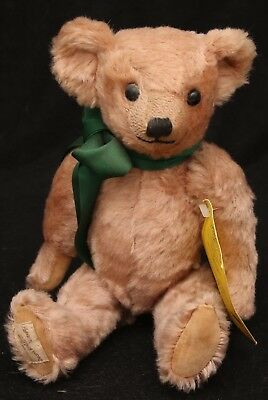 Deans Membership bear Herbert (Limited edition no: 2807) with badge