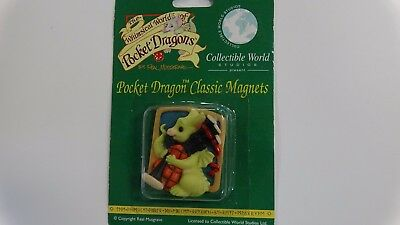 Pocket Dragon Classic Magnets BAGPIPES