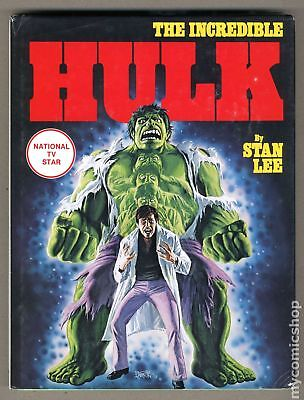 Incredible Hulk HC (1978 Fireside) #1-1ST VG+ 4.5