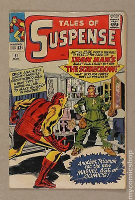 Tales of Suspense (1959) #51 GD 2.0