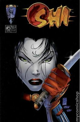 Shi The Way of the Warrior (1994) #5B VG LOW GRADE