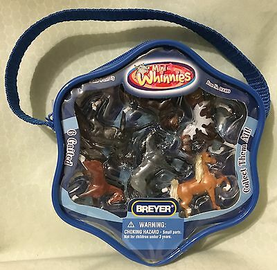 Brand New Breyer Package Of Mini Whinnies Gaited Horse Collection