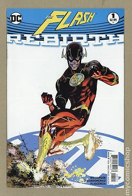 Flash Rebirth (2016 2nd Series) #1B NM- 9.2