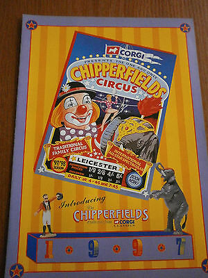 Corgi Collectables Chipperfields Circus Flyer