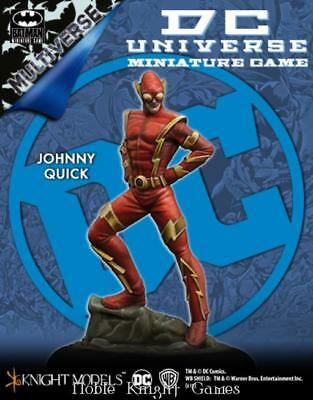 Knight Models DC Universe Figure Johnny Quick Pack MINT