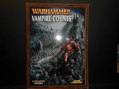 Warhammer Fantasy Vampire Counts Book 2008 Ed. [Pack of 1 Softcover Book].