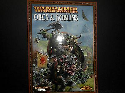 Warhammer Fantasy Orc & Goblins Book 2006 Ed.[Pack of 1 Softcover Book].