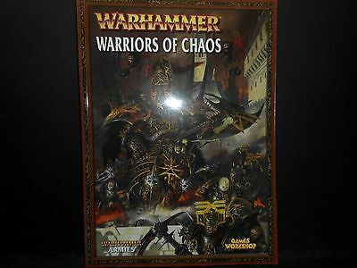 Warhammer Fantasy Warriors of Chaos Book 2008 Ed.[Pack of 1 Softcover Book].