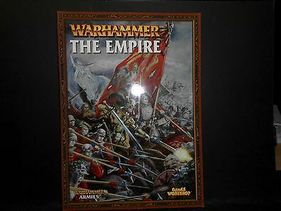 Warhammer Fantasy The Empire Book 2006 Ed. [Pack of 1 Softcover Book].