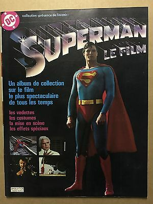 SUPERMAN : Le Film - Sagedition - 1979 - NEUF