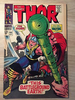 Thor, The Mighty #144 1967