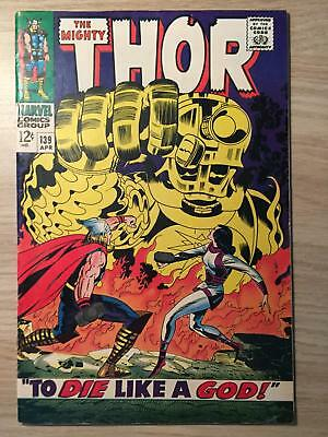 Thor, The Mighty #139 1967