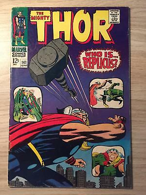 Thor, The Mighty #141 1967