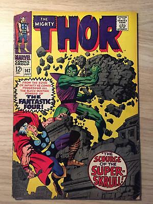 Thor, The Mighty #142 1967