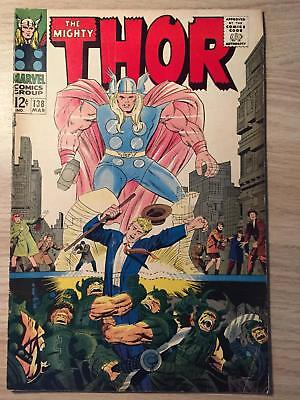 Thor, The Mighty #138 1967