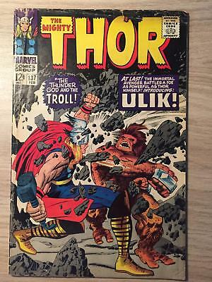 Thor, The Mighty #137 1967