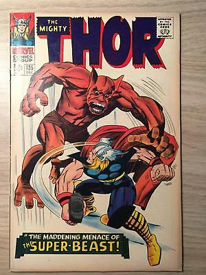 Thor, The Mighty #135 1966